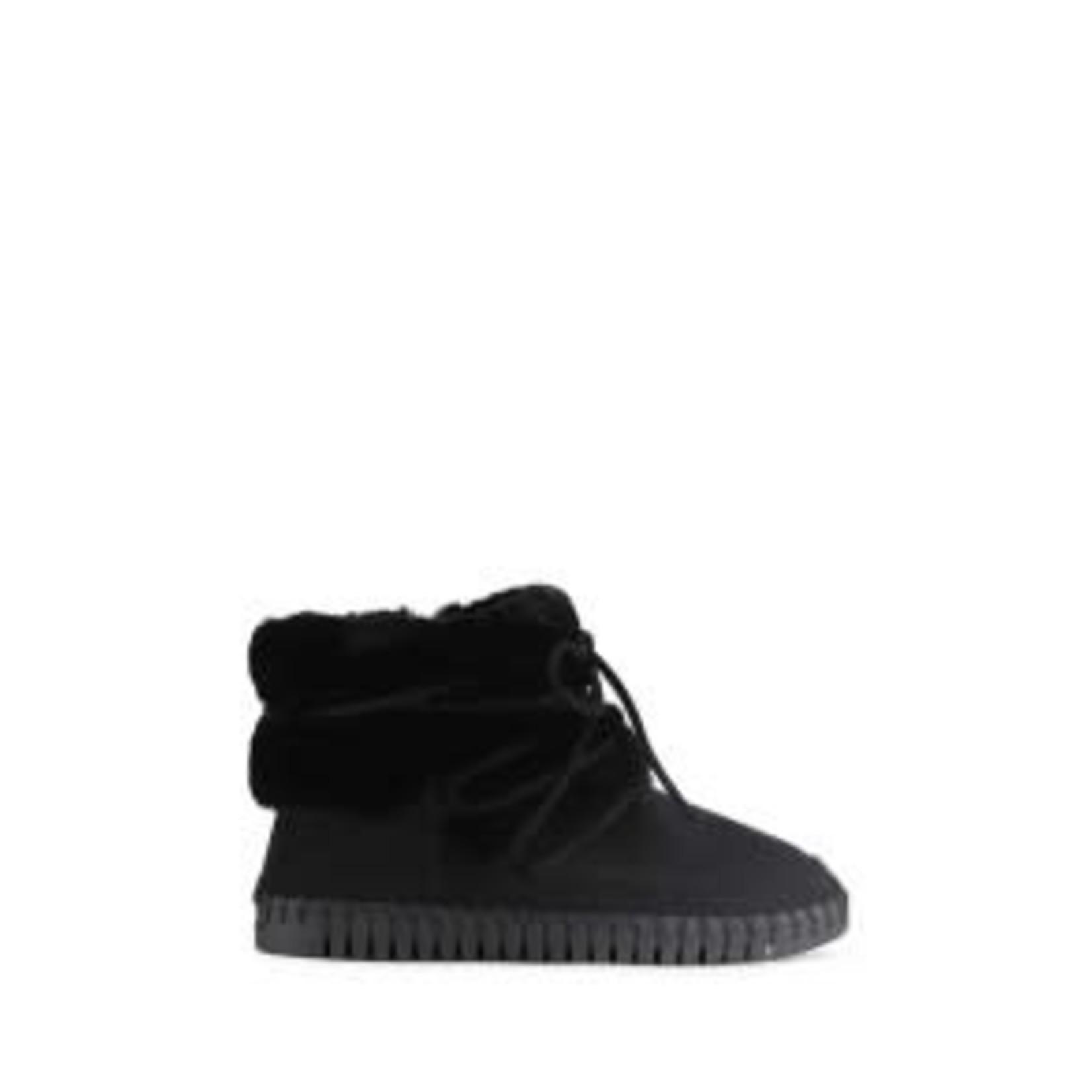 Ilse Jacobsen Ilse Jacobsen Ankle Boots Black Fur 6072