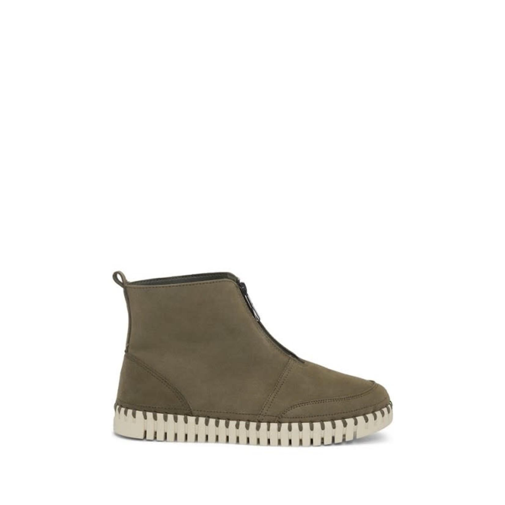 Ilse Jacobsen Ilse Jacobsen Ankle Boots Deep Olive 6071