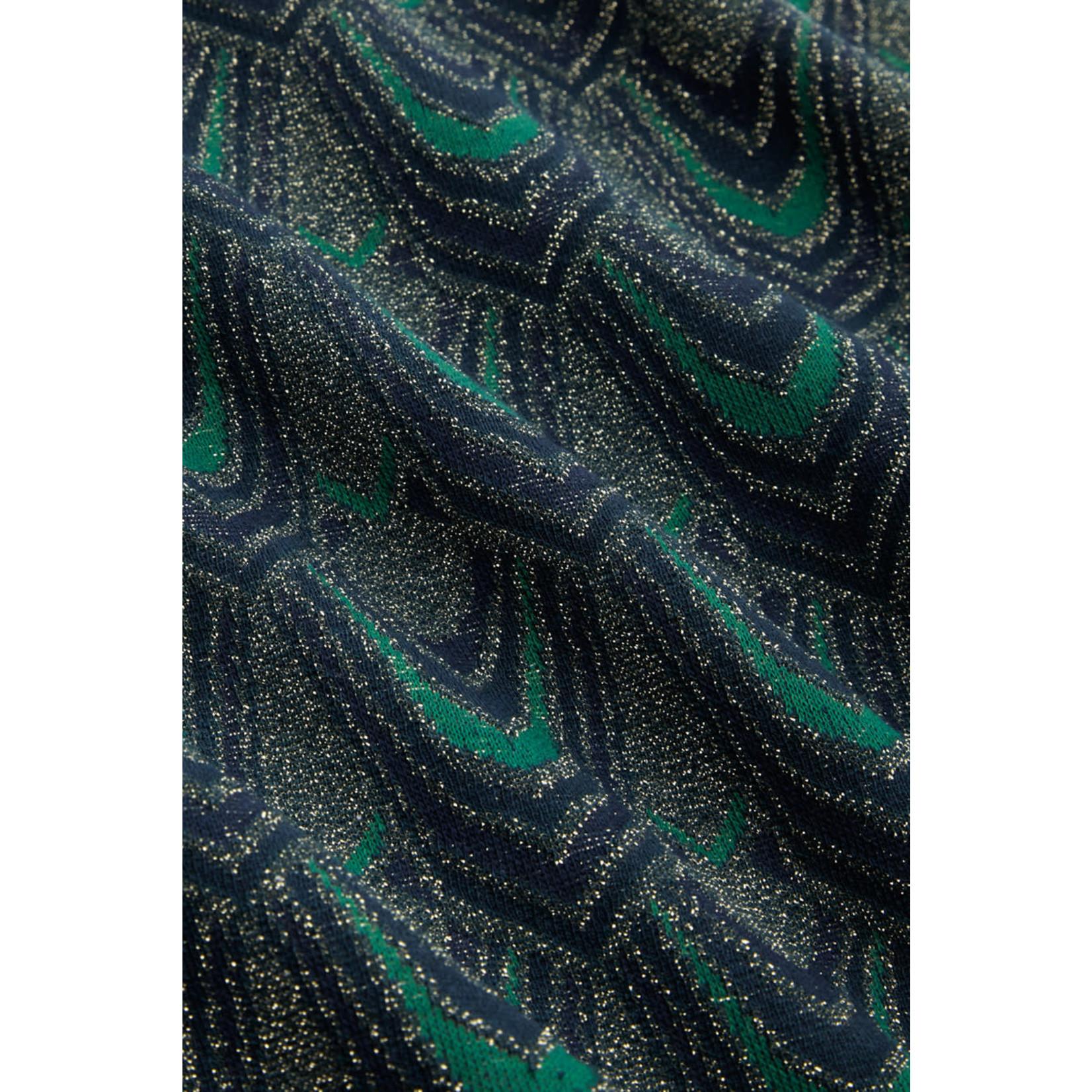 King Louie King Louie Midi Skirt Cleopatra 06701