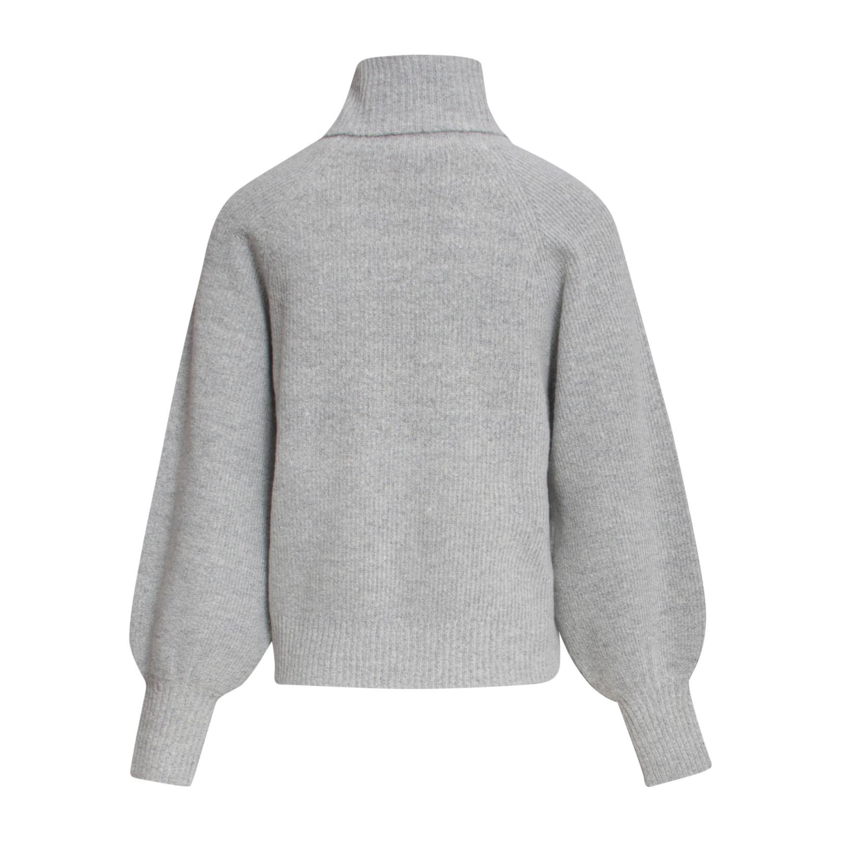 Smashed Lemon Smashed Lemon Sweater Light grey 21686