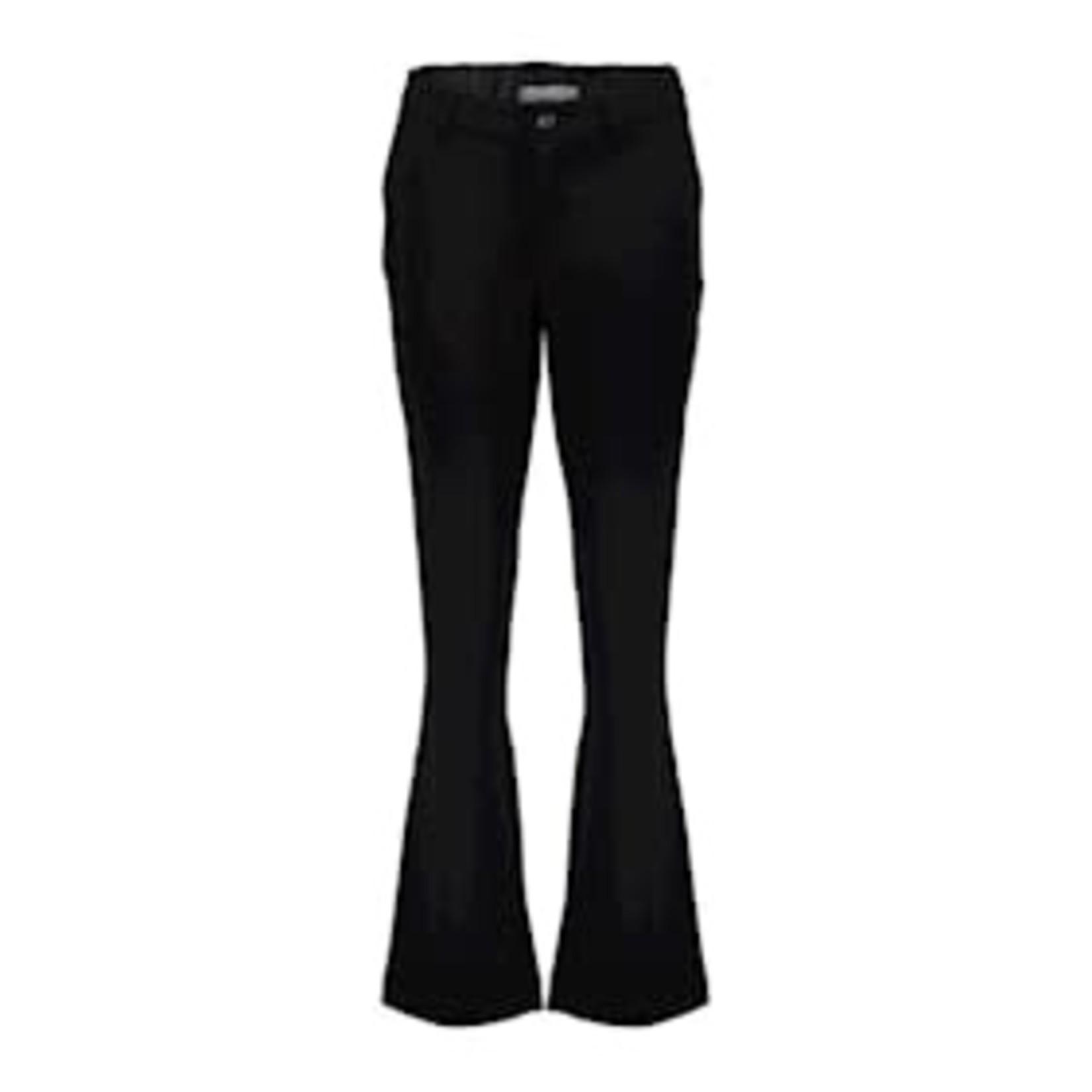 Geisha Geisha Pants Flair Black 11508-10