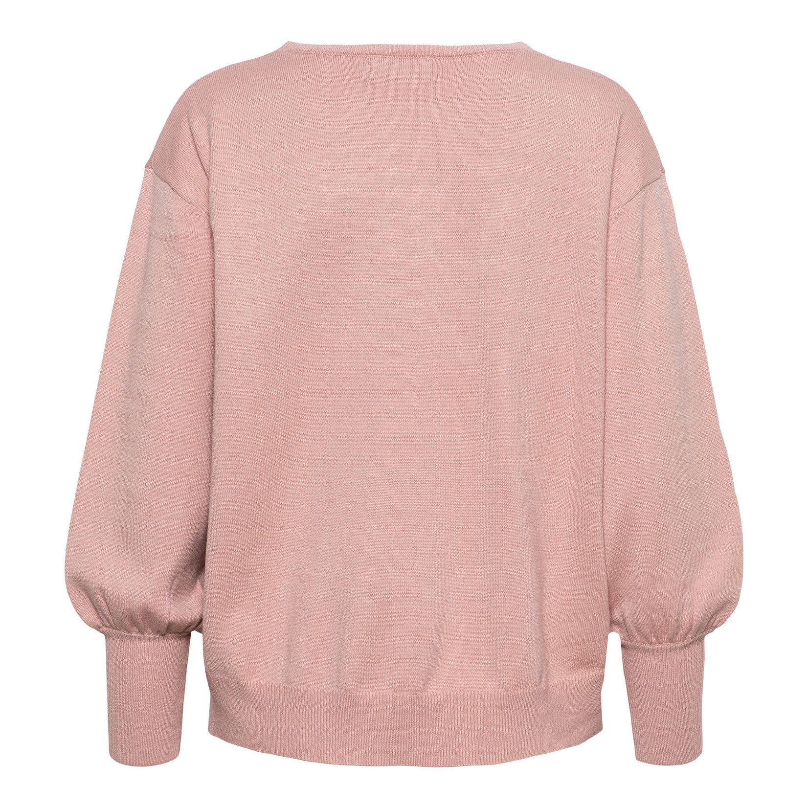 & Co &CO Woman Bloom Pullover Pink