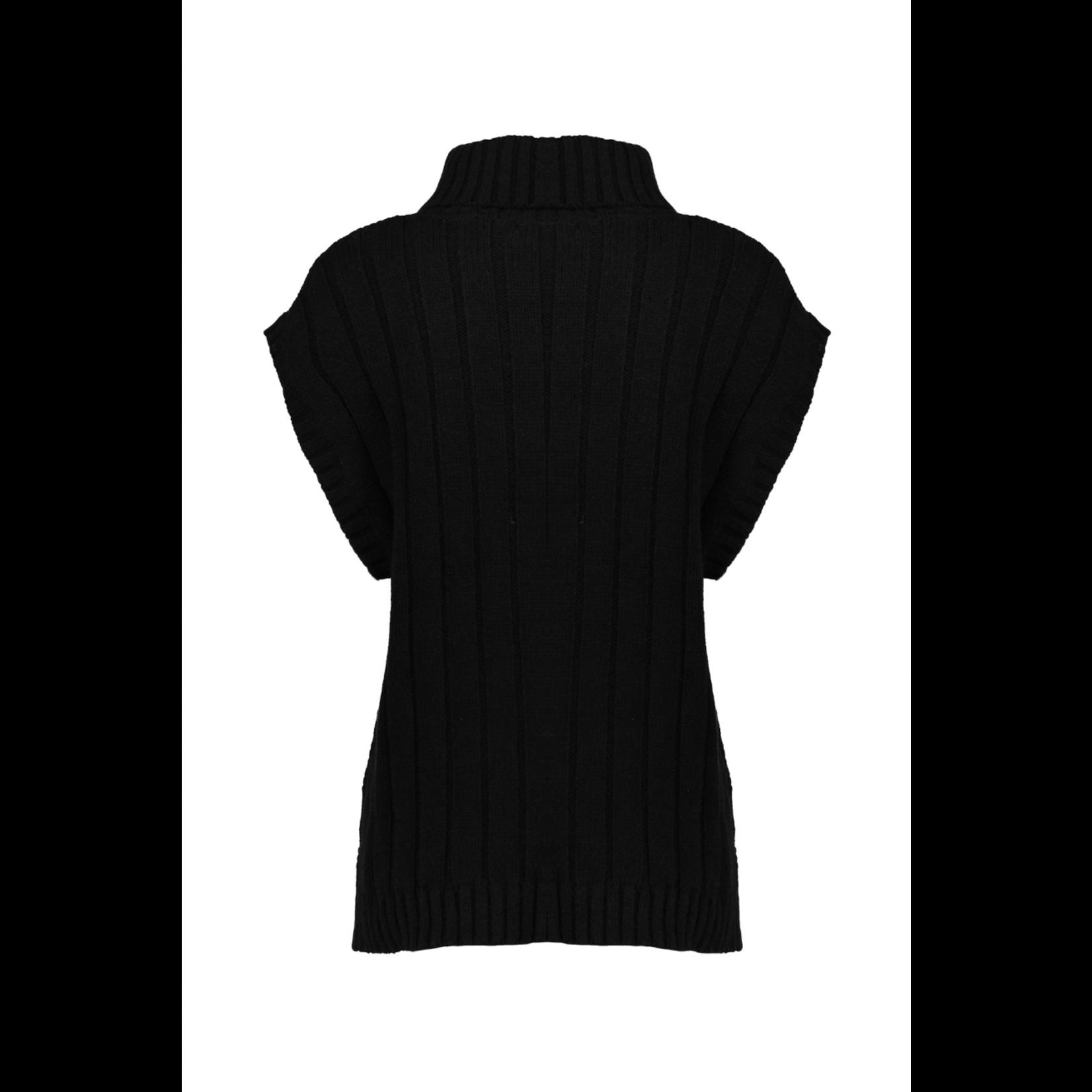 Geisha Geisha Spencer Col black 14508-10