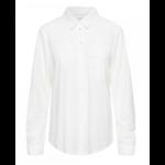 & Co & Co Woman Linoa Blouse Uni Off White