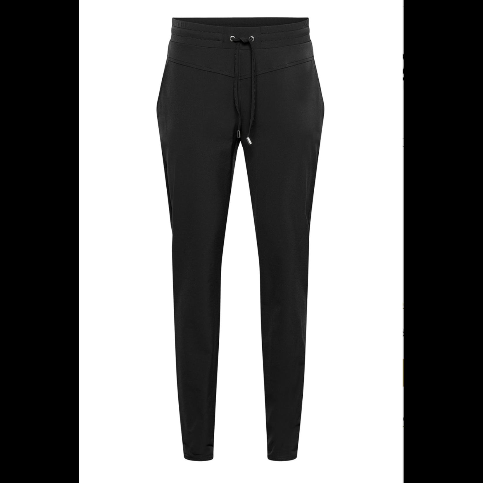 & Co & Co Woman Penny Pants Black