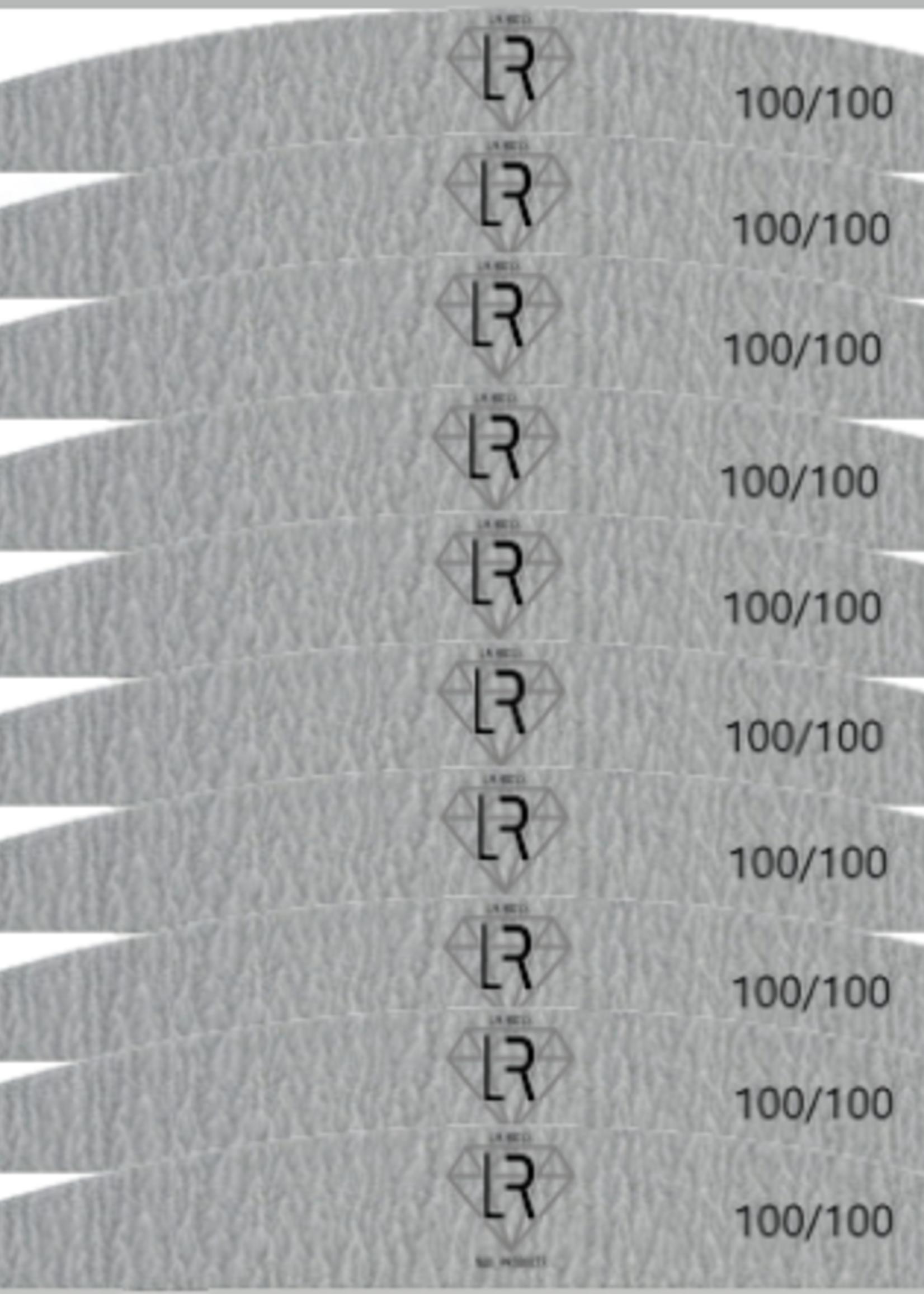 La Ross LR Half Moon Vijl 100/100