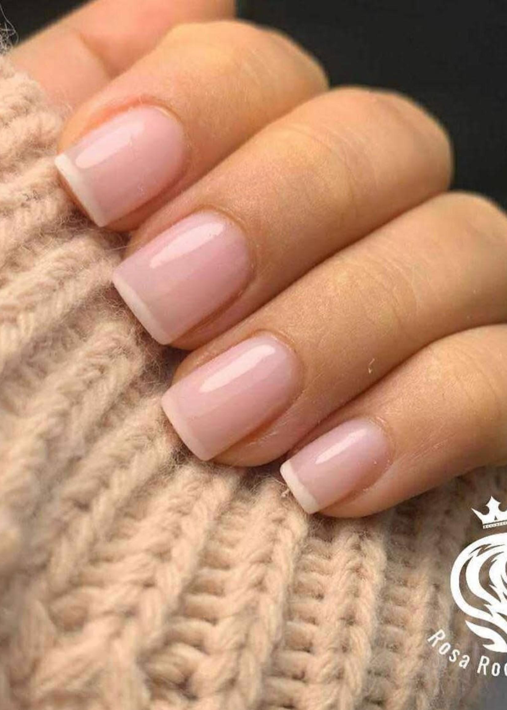 Online workshop BIAB inclusief french manicure