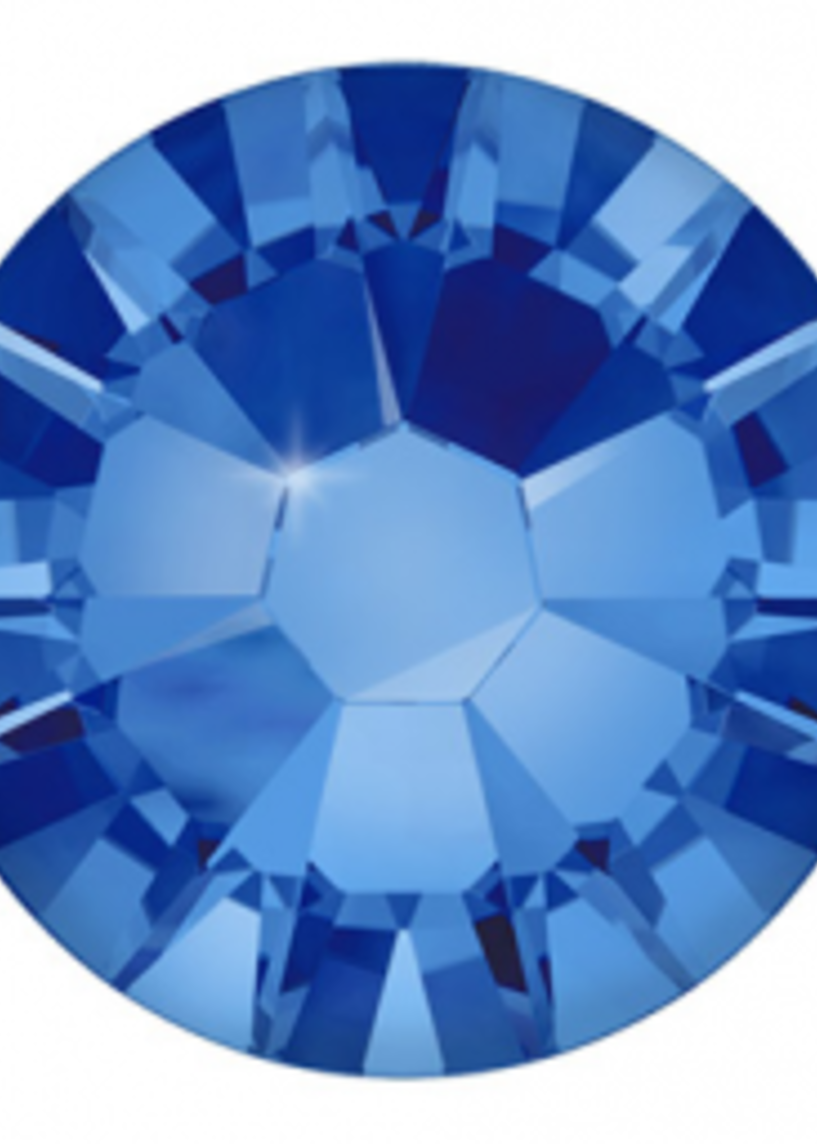 Swarovski Swarovski Crystal Sapphire Blue 2.15 mm