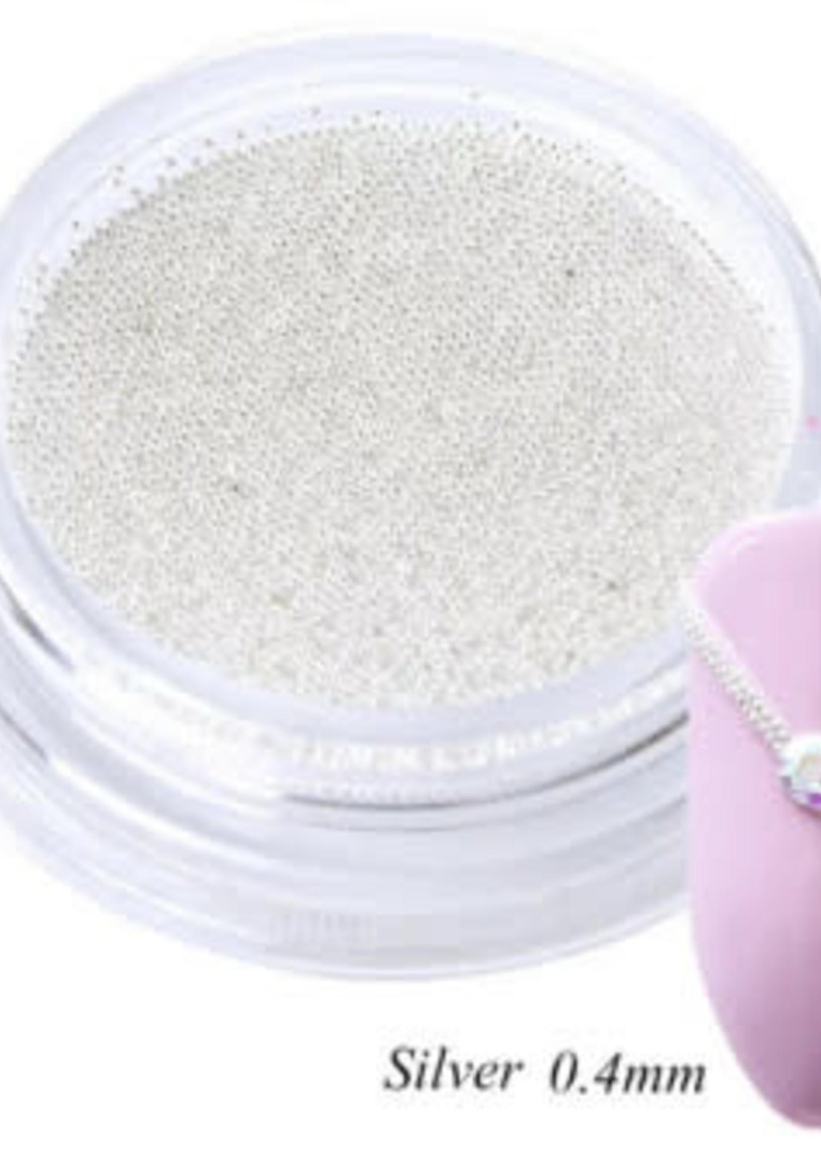 Mini caviar zilver