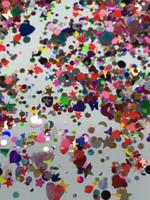 Glitter Queen Crazy Mix