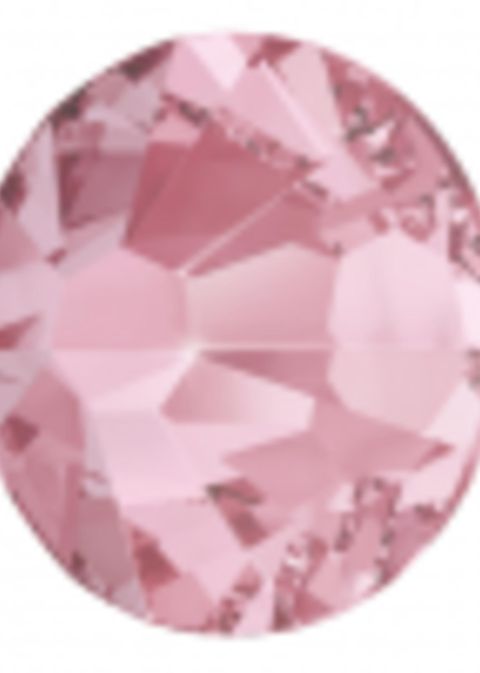 Swarovski Swarovski Crystal Light Rose 1.75 mm