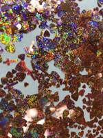 Glitter Queen Mixed Love Rose Gold
