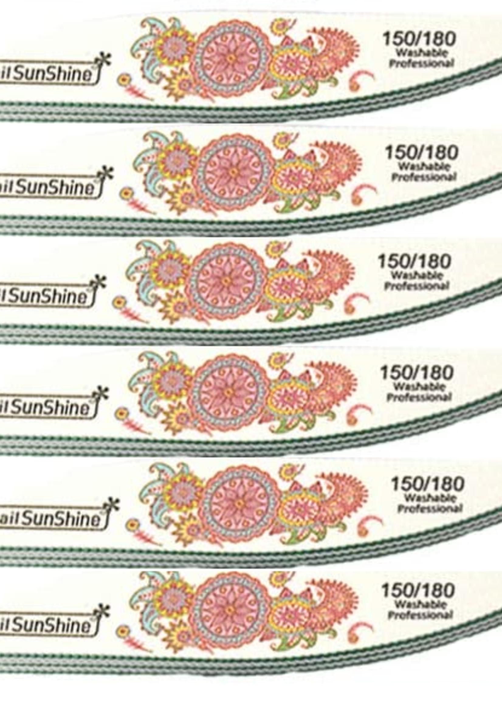 Nail Sunshine Nail SunShine Vijl 150/180