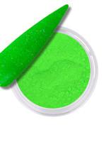 Glamour Acrylpoeder Neon Green Glitter