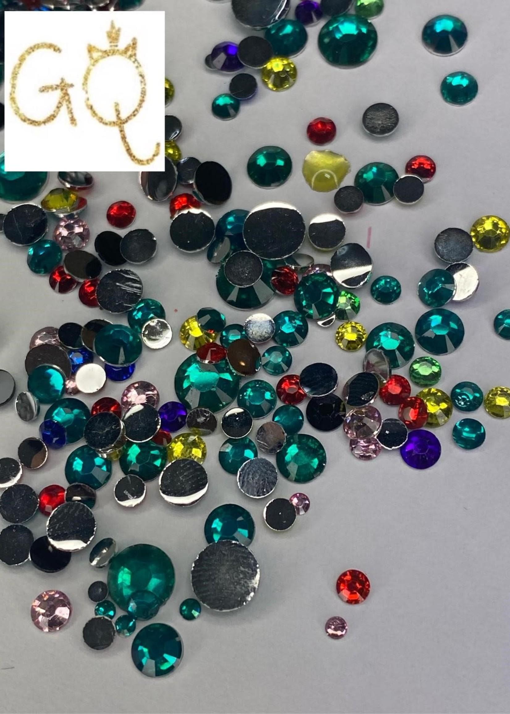 Glitter Queen Diamond crazy mix