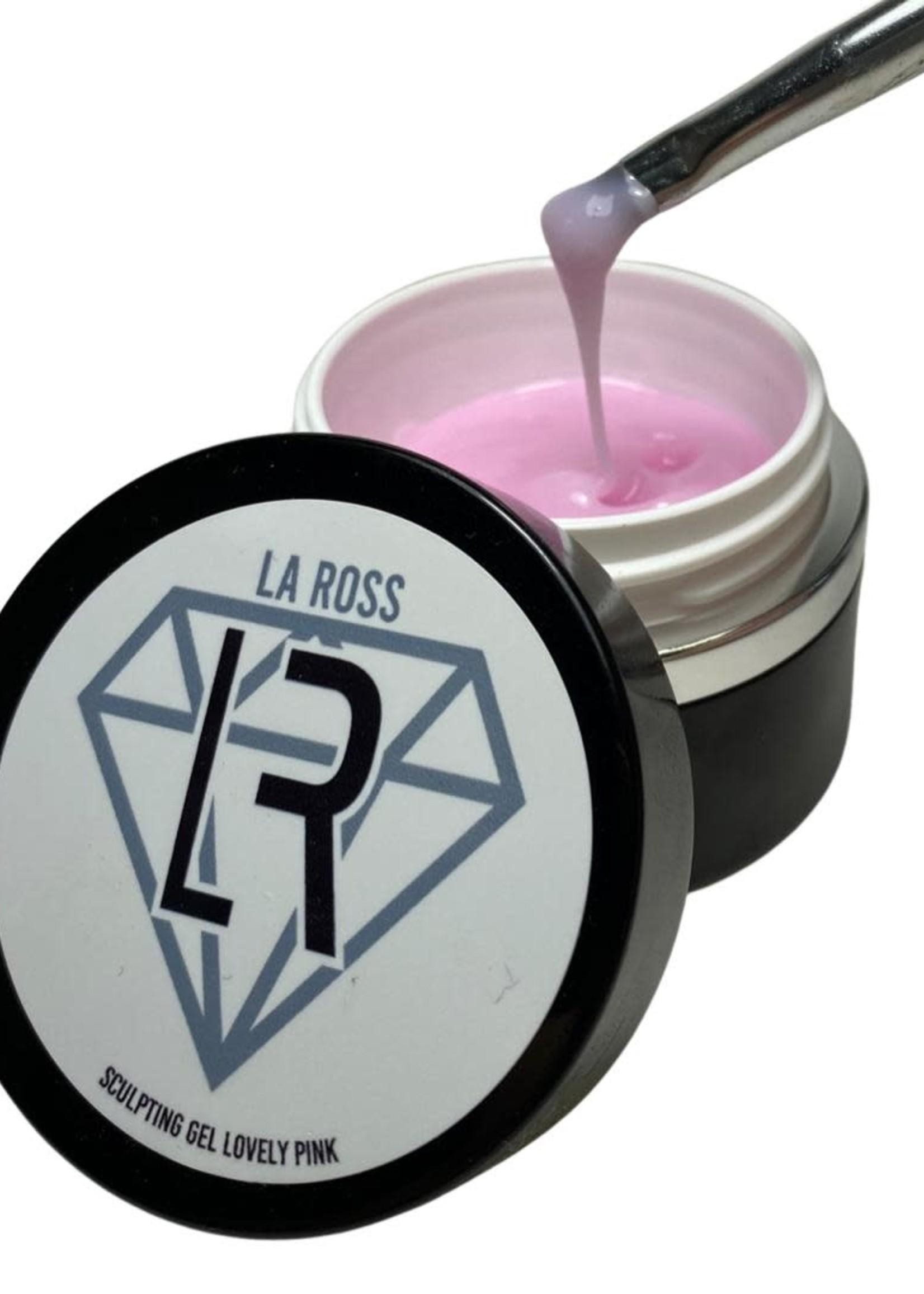 La Ross Lovely Pink Sculpting Gel