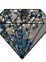 Glitter Queen Estrellas de plata