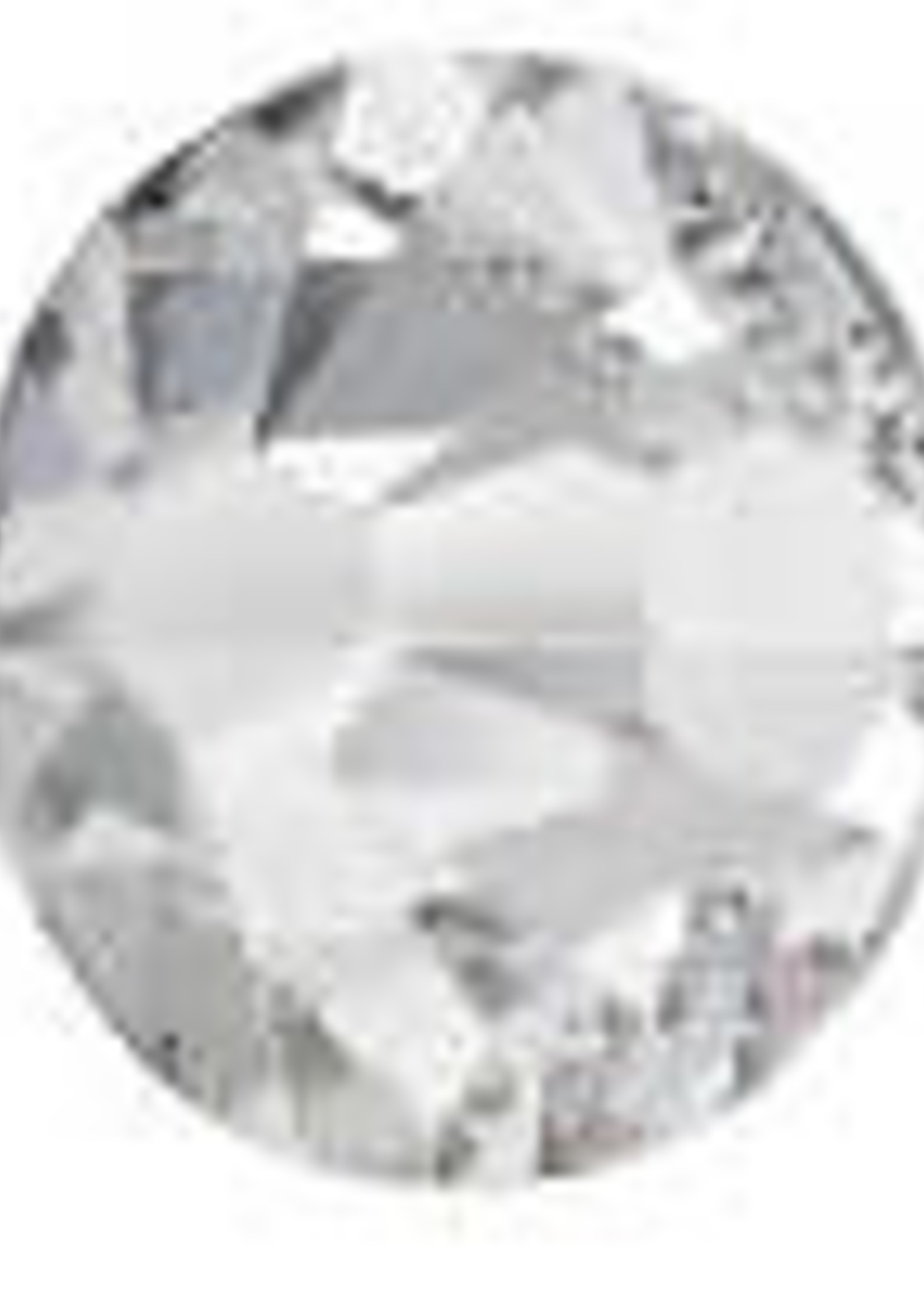 Swarovski Swarovski Crystal Silver 1.75 mm