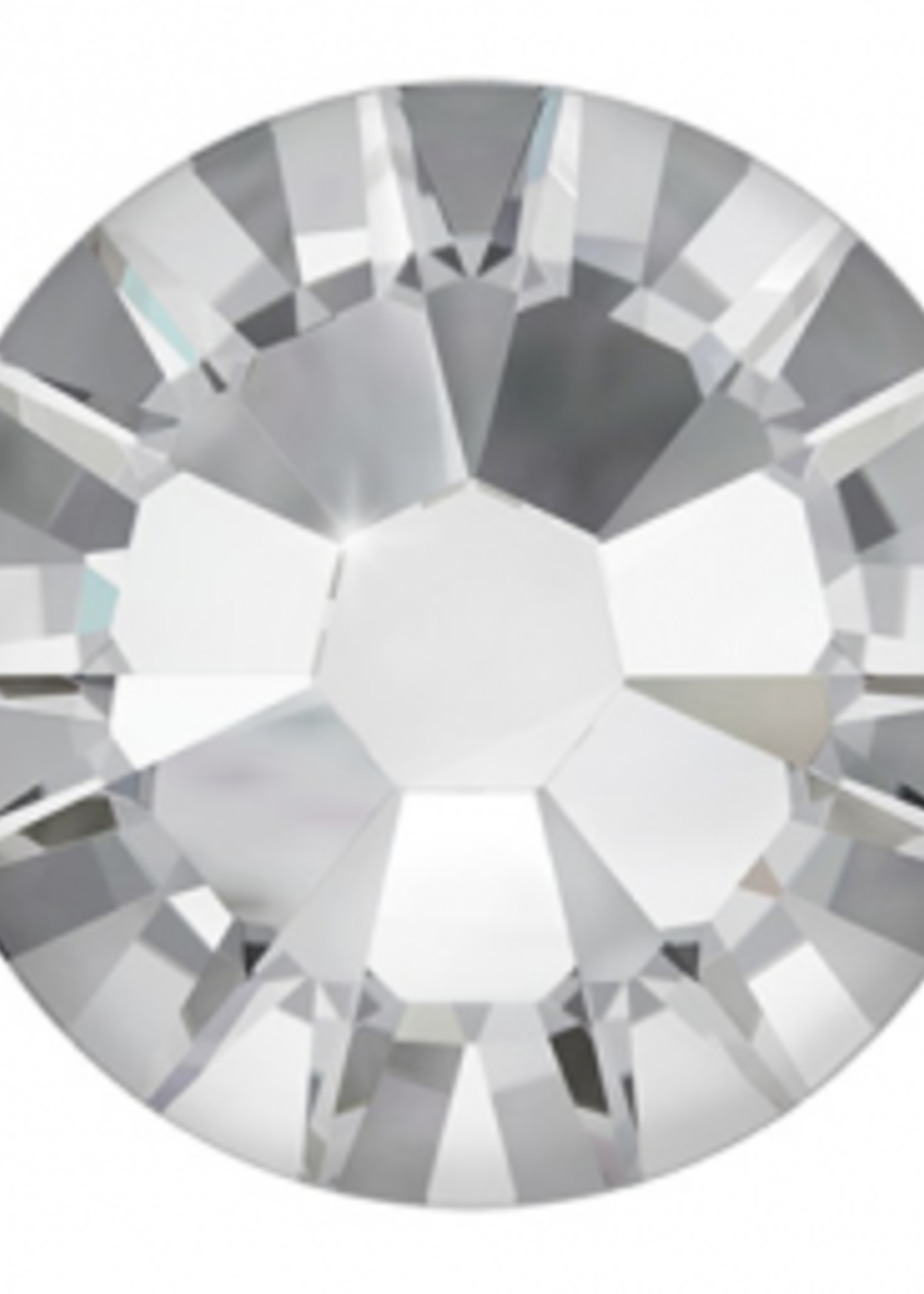 Swarovski Swarovski Crystal Silver 2.15 mm