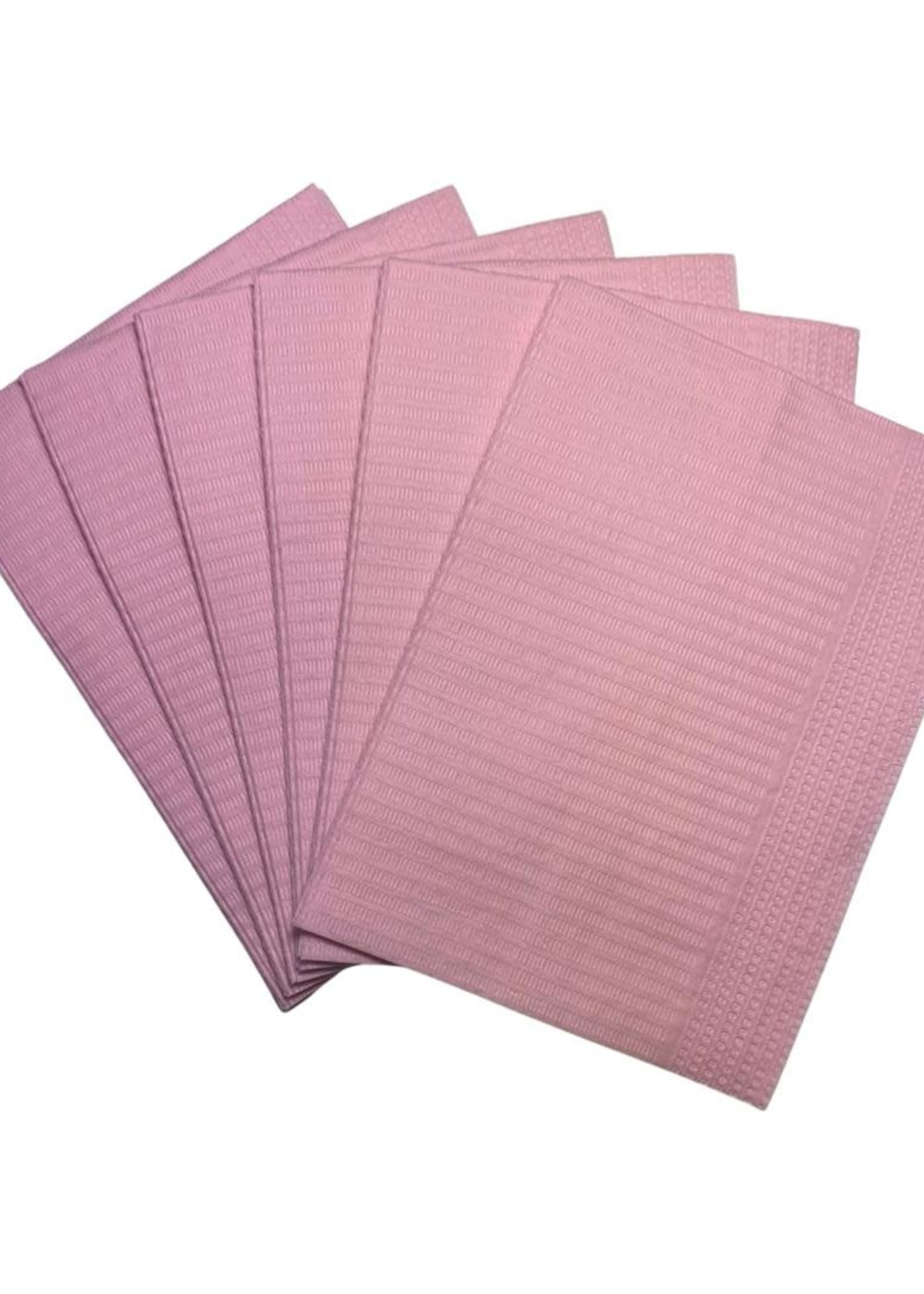 La Ross Table Towels Roze