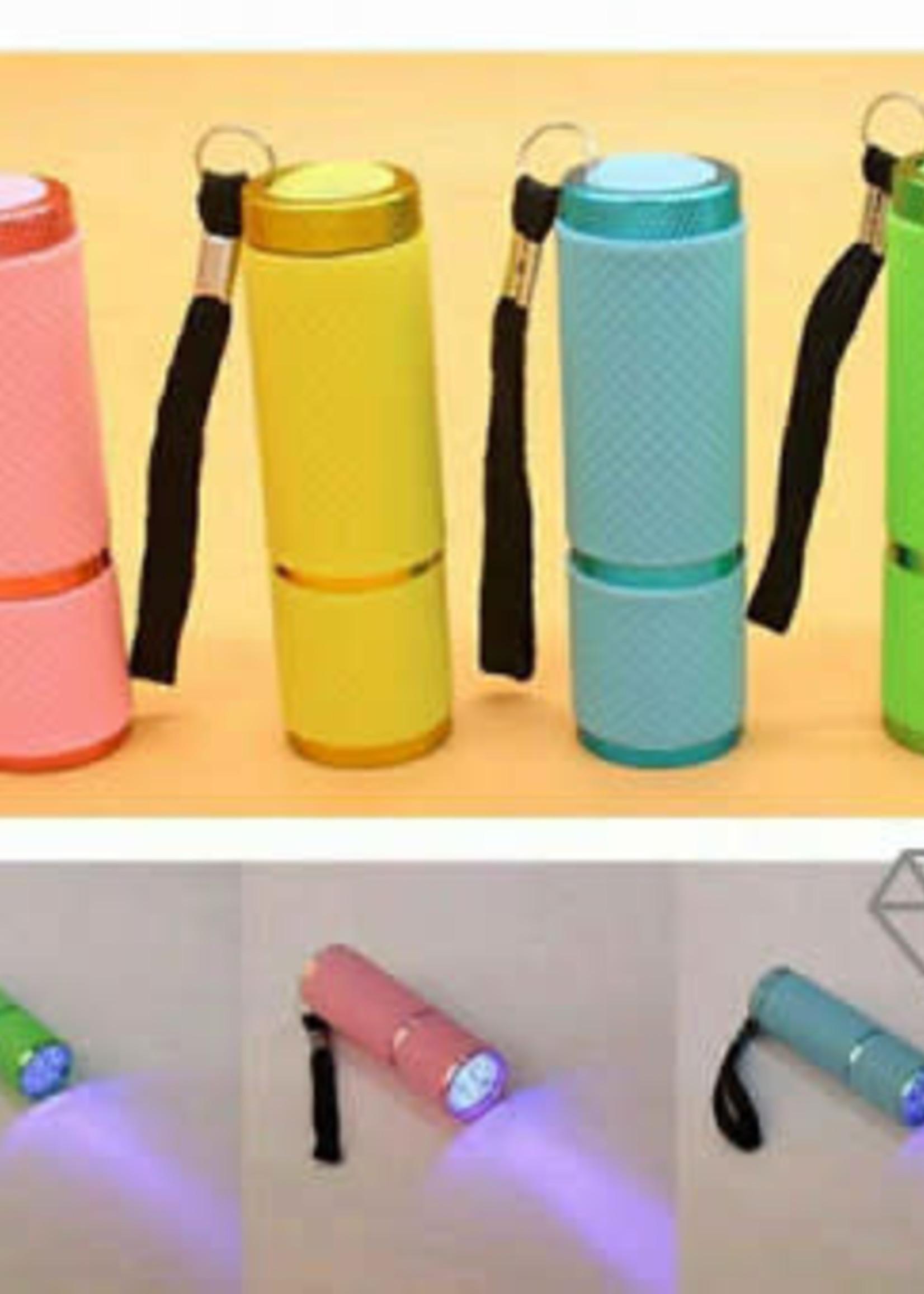 Mini UV Led Lamp (excl.batteries)
