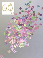 Glitter Queen Color Butterfly