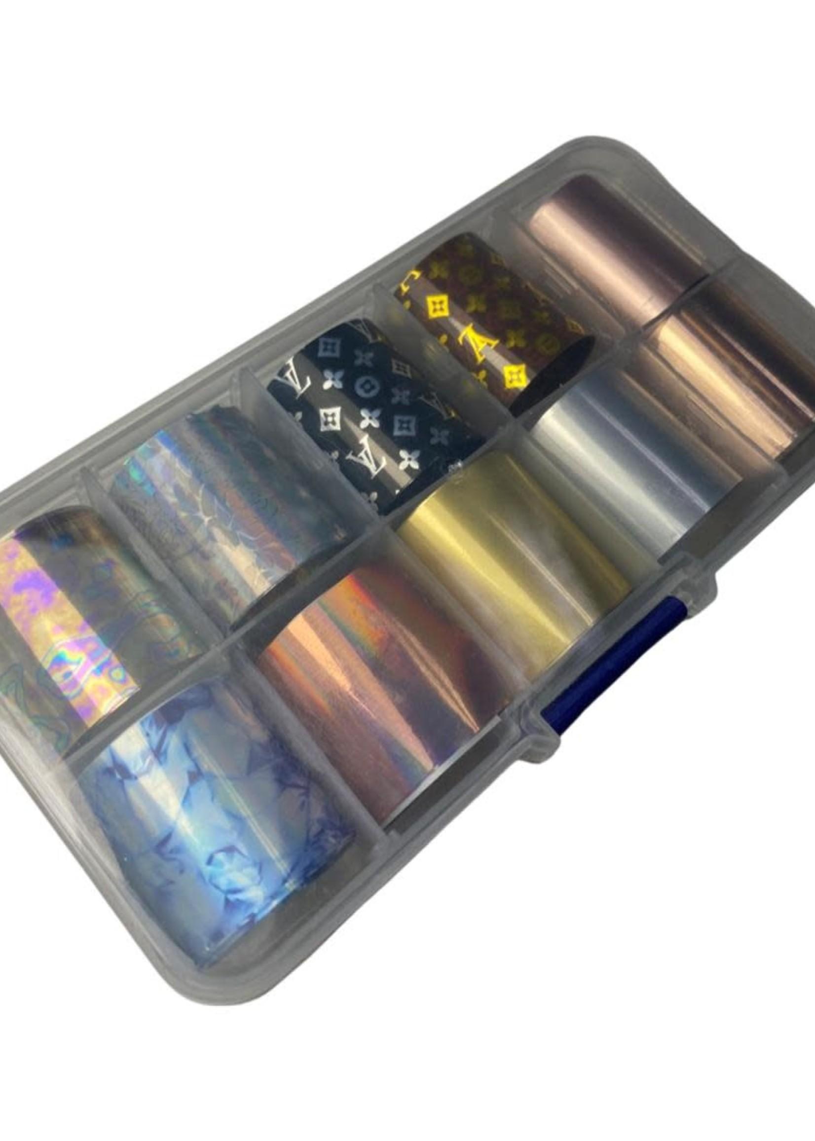 Transfer Foil Box