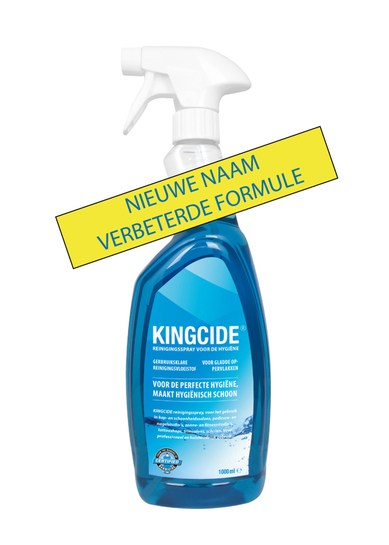 Kingcide Reinigingsspray 1000 ml