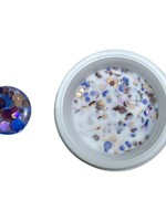 La Ross LR Blue vs purple dots