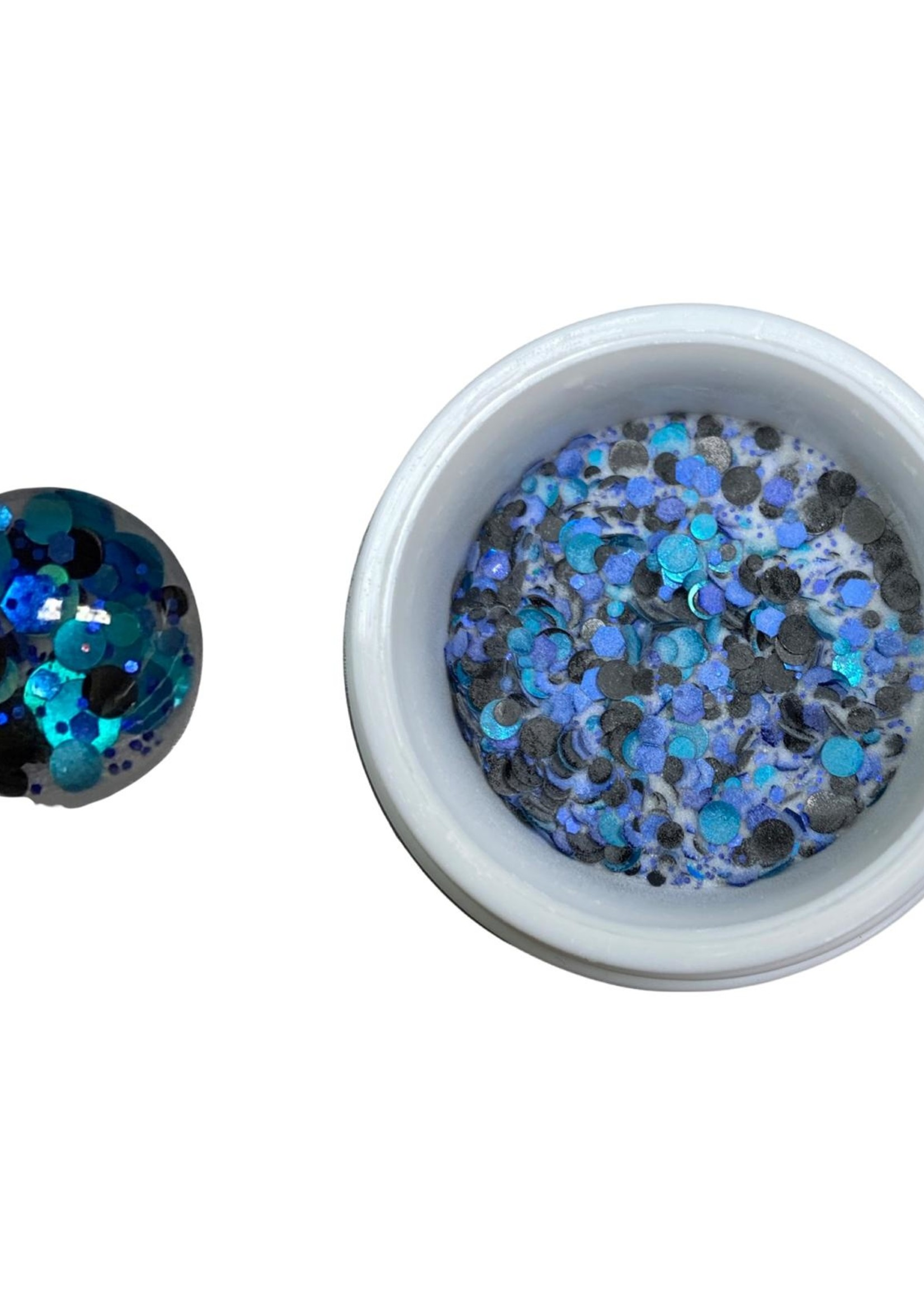 La Ross LR Blue Dots