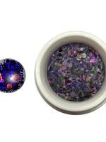 La Ross Purple Dots