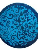 Stamp plate JQ-68