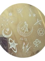 Placa del sello JQ-12