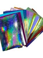 Adhesivos holográficos