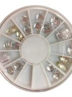 Caja de diamantes 11 formas diferentes