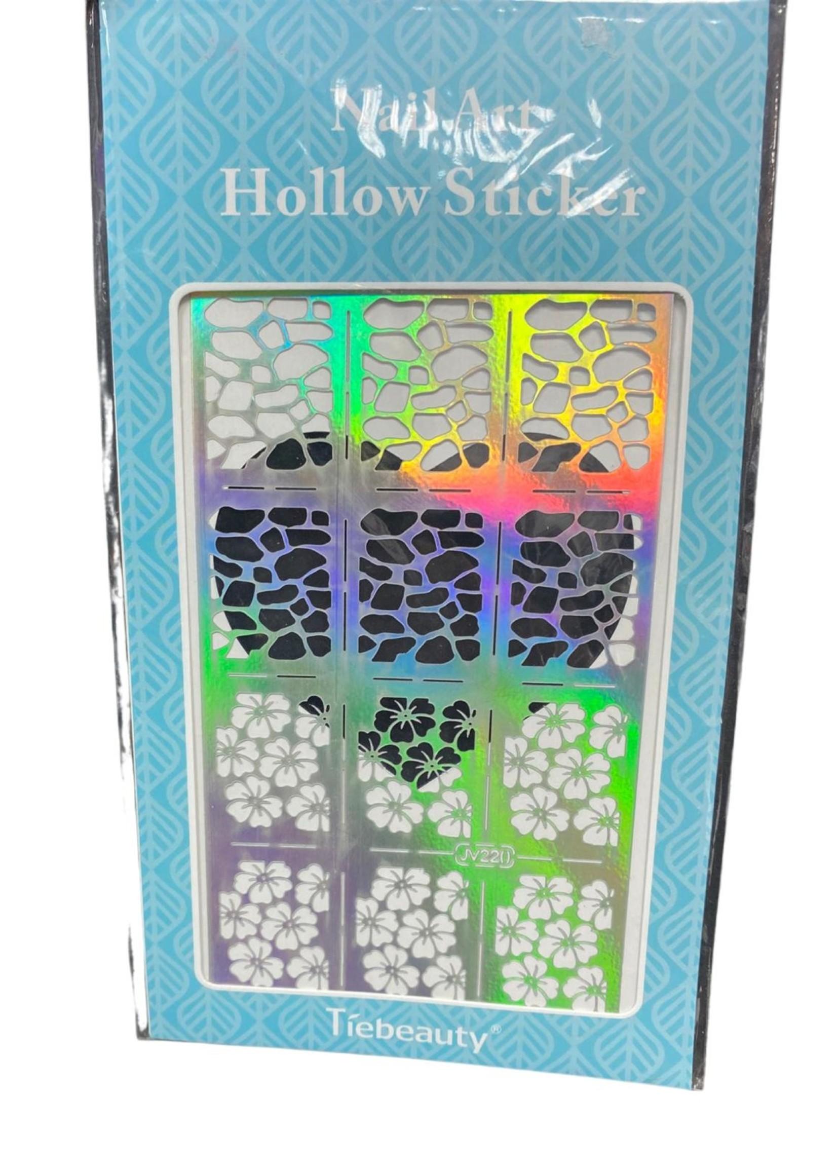 Hollow Sticker