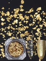 Glitter Queen Copos de oro de 24 quilates