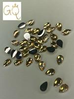 Glitter Queen Golden Tear Diamonds