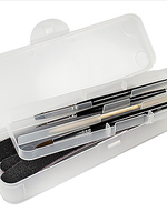 Hygiene Storage Box Transparent
