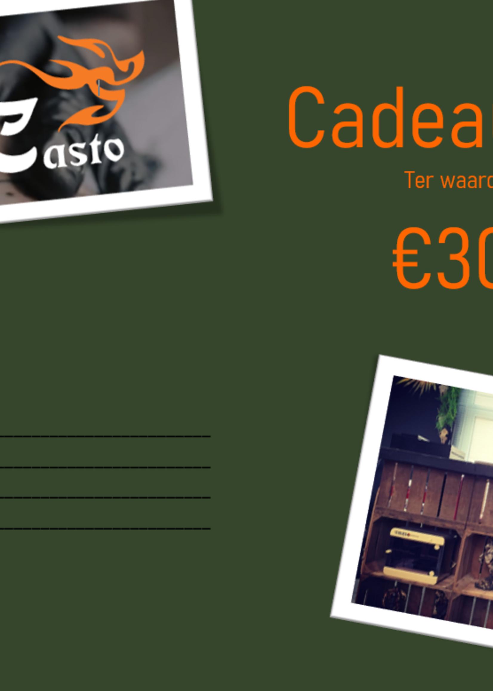 Tattoo Il Casto Gift Card - Tattoo il Casto - €30,-