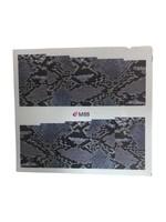 Waterdecal Snake Print