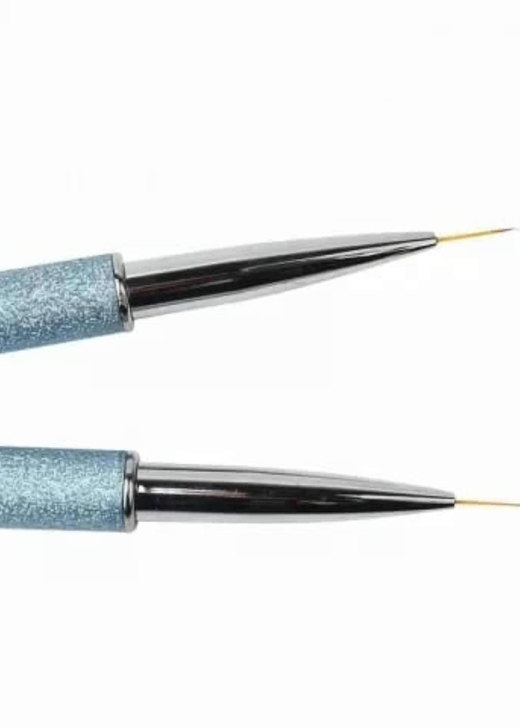 Nail art penselen set 3 stuks