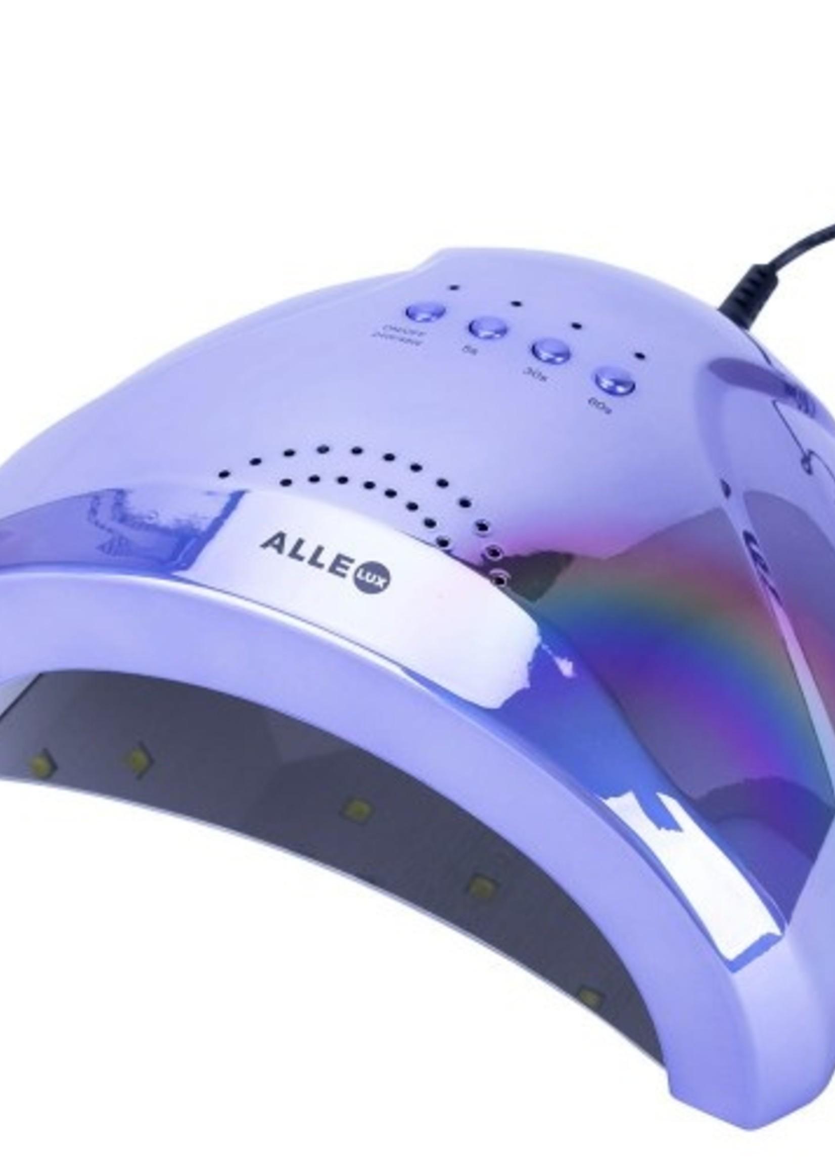 Lamp UV/LED 48W Holo Violet