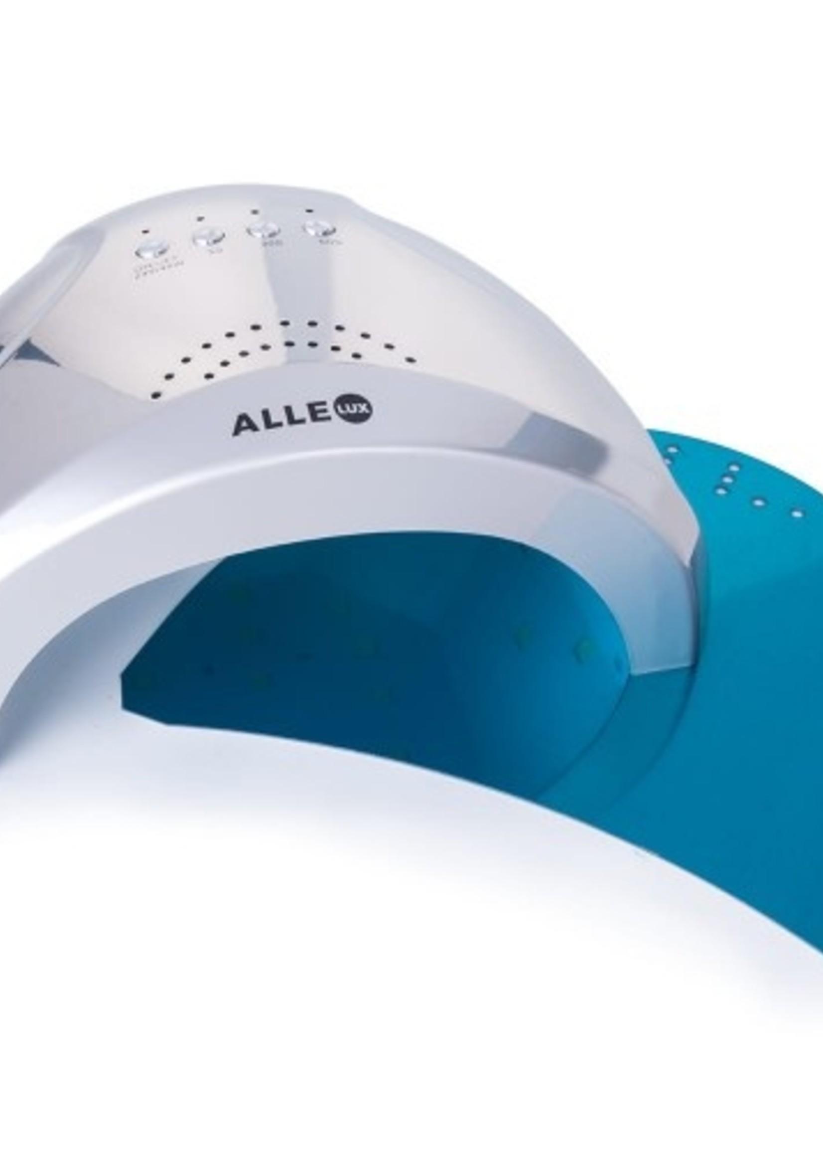 Lamp UV/LED 48W Holo Silver