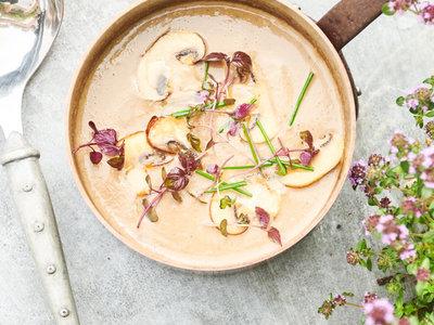 Champignon Crème Soep