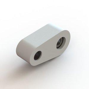 Each lower suspension ball bearing mobile model
