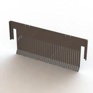 Drukplaat Ecosmart 12.5mm