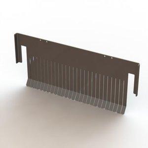 Pressure plate Ecosmart 16mm