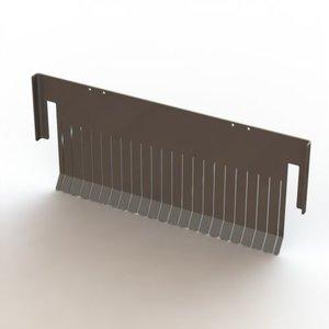 Pressure plate Ecosmart 20mm