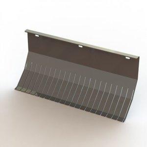 Pressure plate WP2 20mm